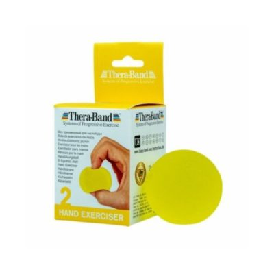 TheraBand Hand Exerciser žltý
